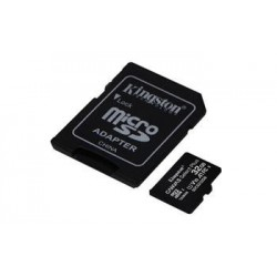 KINGSTON 32GB microSDHC CANVAS Plus Memory Card 100MB read - UHS-I...