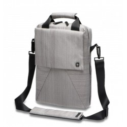DICOTA_Code Sling 13, Stylish bag for tablet and notebook grey D30639