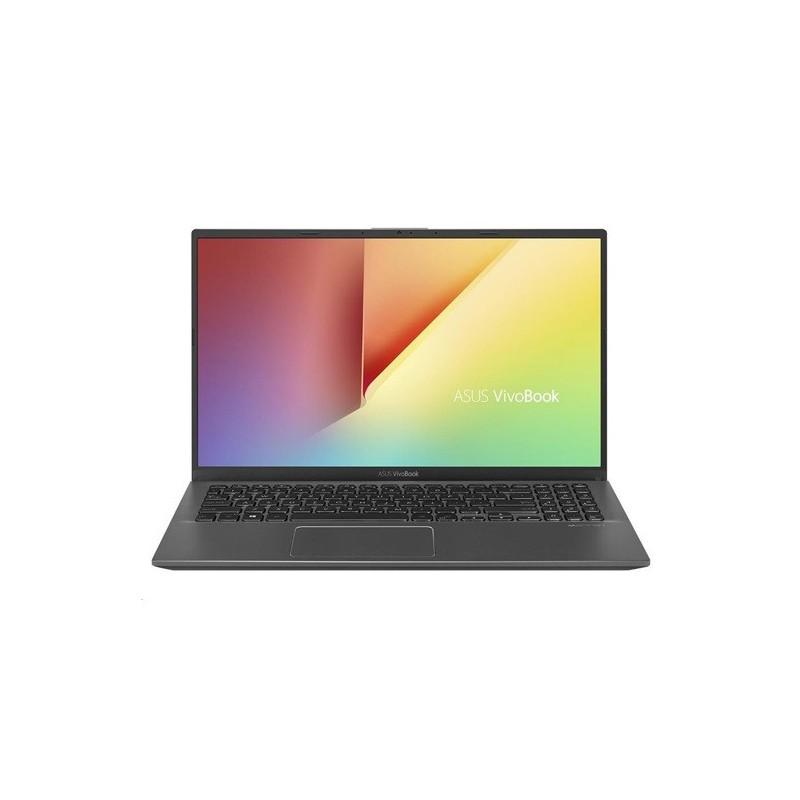 """ASUS VivoBook X512FA-EJ886T Intel i3-8145U 15.6"""" FHD matny UMA, 4GB, 256GB SSD WL Cam Win10 CS sedy, taška+myš"""