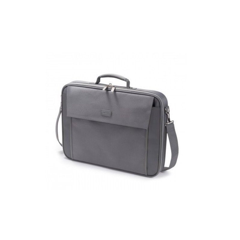 DICOTA_Multi BASE 14-15.6, Lightweight notebook case with protection function grey D30918