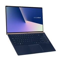 "ASUS Zenbook UX533FTC-A8187R Intel i7-10510U 15.6"" FHD matny GTX1650/4GB 16GB 512G SSD WL BT Cam W10PRO modrý, HW TPM"