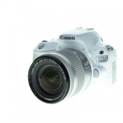 Canon EOS M200 Black + EF-M 15-45mm f/3.5-6.3 IS STM 3699C010