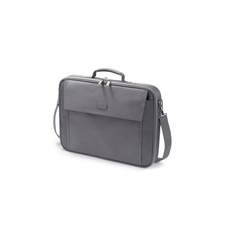 DICOTA_Multi BASE 15-17.3, Lightweight notebook case with protection function grey D30915