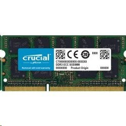 Crucial 8GB 1866MHz DDR3L CL13 SODIMM 1.35V for MAC CT8G3S186DM
