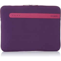 Sleeve SAMSONITE 24V91009 15.6' COLORSHIELD nbook, poliester TPU, purple/pink 24V-91-009