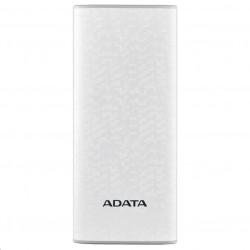 ADATA PowerBank P10000 - externí baterie pro mobil/tablet 10000mAh, bílá AP10000-DUSB-CWH