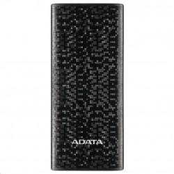 ADATA PowerBank P10000 - externí baterie pro mobil/tablet 10000mAh, černá AP10000-DUSB-CBK
