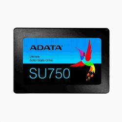 """ADATA SSD 256GB Ultimate SU750SS 2,5"""" SATA III 6Gb/s (R:550/ W:520MB/s) 3D TLC ASU750SS-256GT-C"""