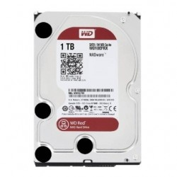 HDD CAVIAR Red  1TB SATA 6Gb/s 64MB WD10EFRX