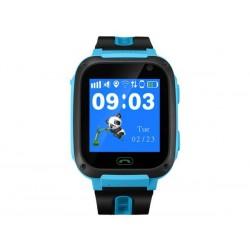Canyon CNE-KW21BL Sammy smart hodinky pre deti, farebný displej 1.44´´, odolné IP65, SOS tlačidlo, telefonovanie +