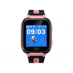 Canyon CNE-KW21RR Sammy smart hodinky pre deti, farebný displej 1.44´´, odolné IP65, SOS tlačidlo, telefonovanie +