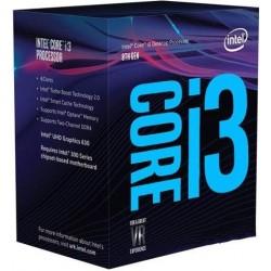 Intel® Core™i3-9100 processor, 3,60GHz,6MB,LGA1151 BOX, UHD Graphics 630 BX80684I39100SRCZV