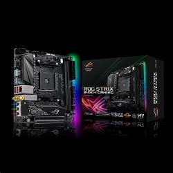ASUS ROG STRIX B450-I GAMING soc.AM4 B450 DDR4 mITX M.2 RAID WIFI...