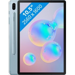 "Samsung Tablet Galaxy Tab S6, 10.5"" 128GB WiFi, s perom, sivá SM-T860NZAAXSK"