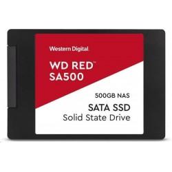 """WD Red 500GB SSD SATA III 6Gbs, 2,5"""" (7 mm) ( r560MB/s, w530MB/s ) WDS500G1R0A"""