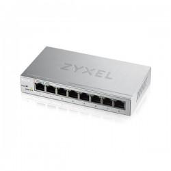 Zyxel GS1200-8, 8 Port Gigabit webmanaged Switch GS1200-8-EU0101F