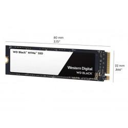 WD Black 250GB SSD PCIe Gen3 8 Gb/s, M.2 2280, NVMe ( r3000MB/s, w1600MB/s ) WDS250G3X0C.