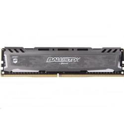 8GB DDR4 3200 MT/s (PC4-25600) CL16 DR x8 Crucial UDIMM 288pin, gray BLS8G4D32AESBK