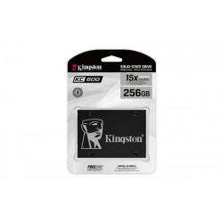 """Kingston 256GB SSD KC600 Series SATA3, 2.5"""" (7 mm) ( r550 MB/s,..."""