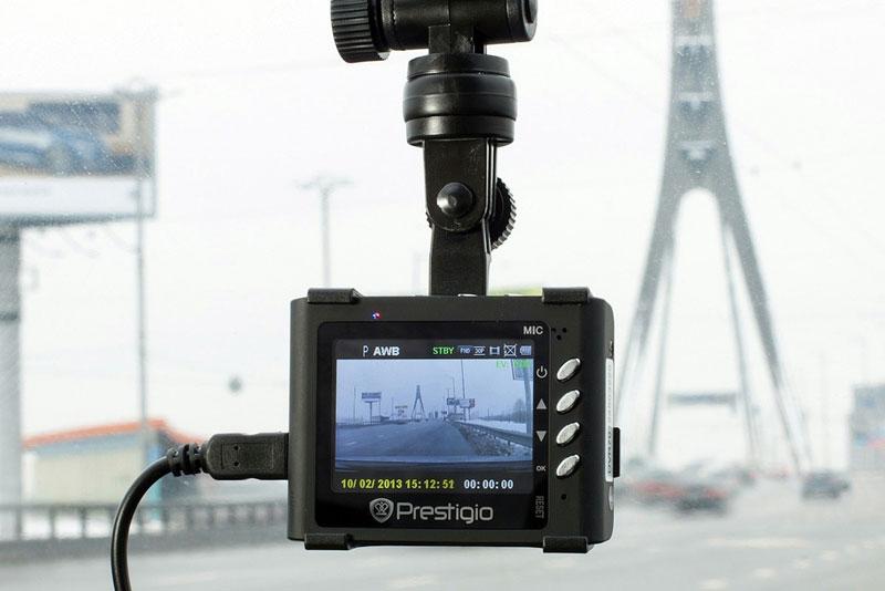 kamera do auta prestigio