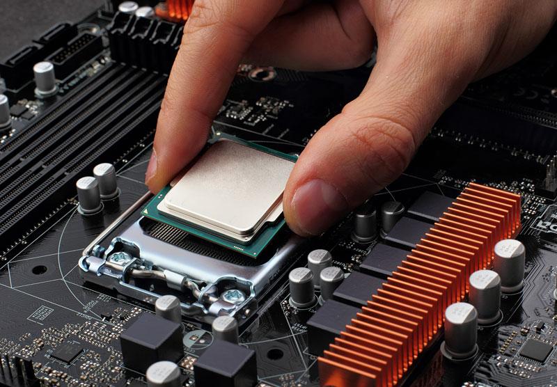 ako vybrať procesor