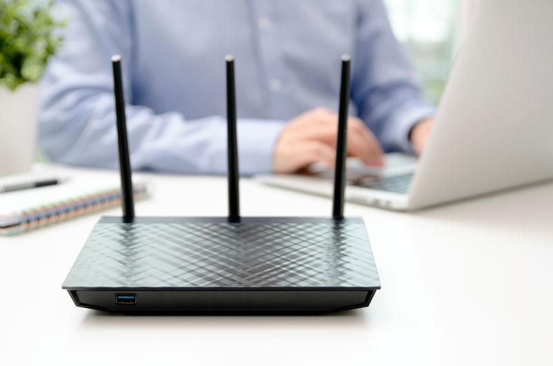 ako vybrať wifi router