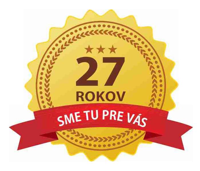 27 rokov