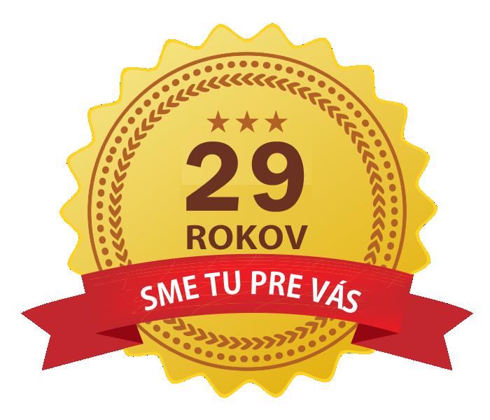 29 rokov
